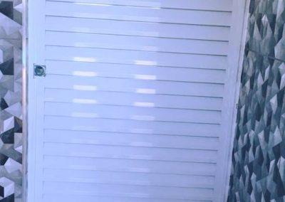 Raquel - Porta de giro, vestiário